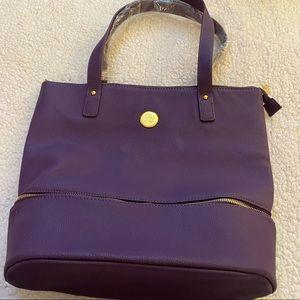 Joy Mangano purse with wristlet NWT